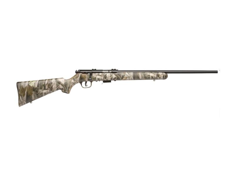 Savage Arms 93R17 CAMO 17 HMR