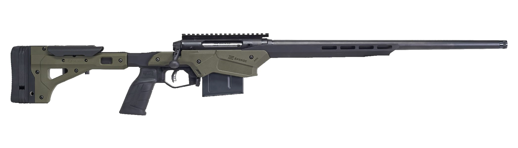 Savage Arms Axis II Precision 6.5 Creedmoor