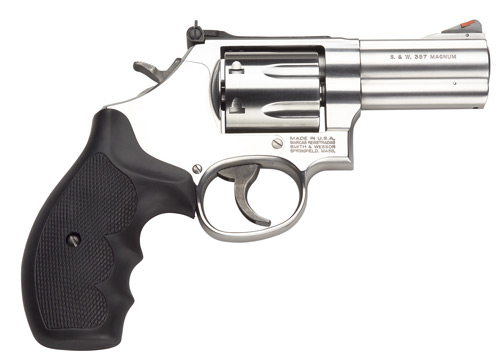 Smith and Wesson 686 Plus 357 Magnum   38 Special