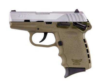 SCCY Industries CPX-1 9mm