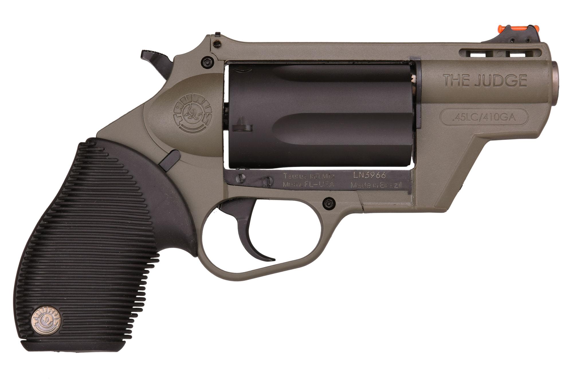 Taurus Public Defender Polymer 410 Bore | 45 Colt