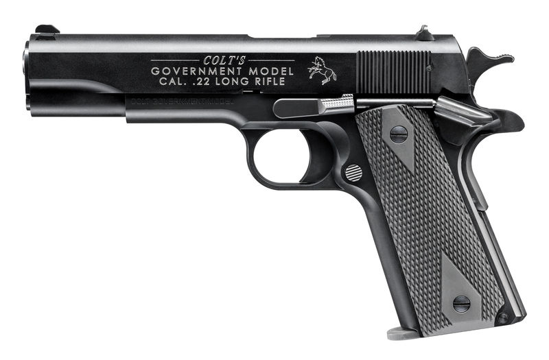 Walther Arms Colt Government 1911 A1 22 LR