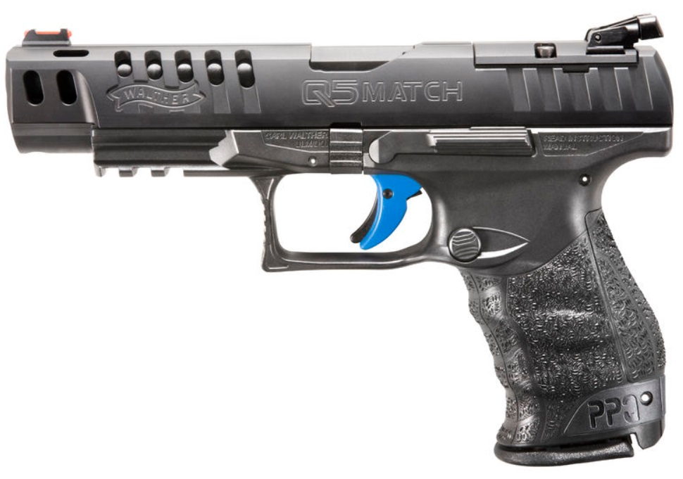 Walther Arms PPQ M2 Q5 Match 9mm