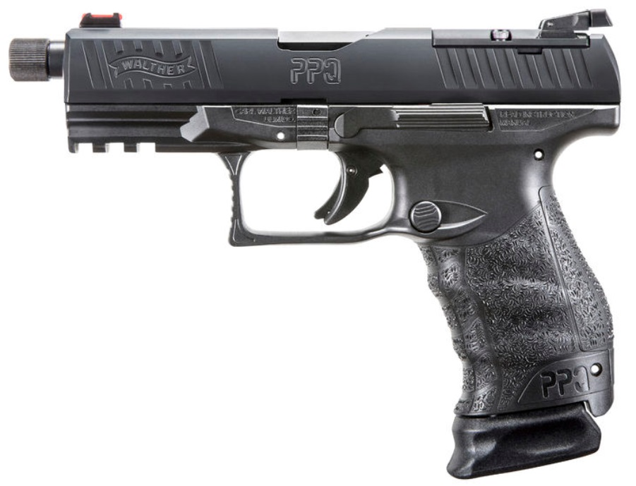 Walther Arms PPQM2 Q4 Tactical 9mm