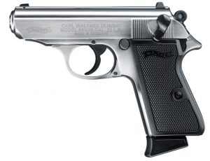 Walther Arms PPK/S 22 22 LR