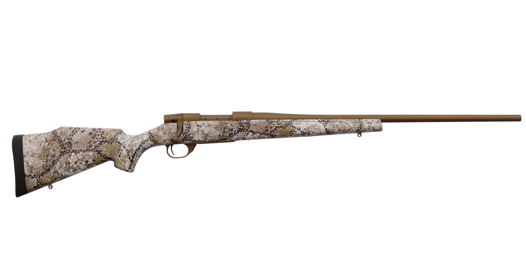 Weatherby Vanguard Badlands 257 WBY Mag