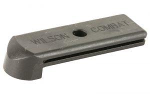 WILSON STEEL BASE PAD LOW PROFILE BK
