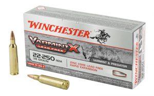 WIN VARMINT X LF 22-250 38GR 20/200