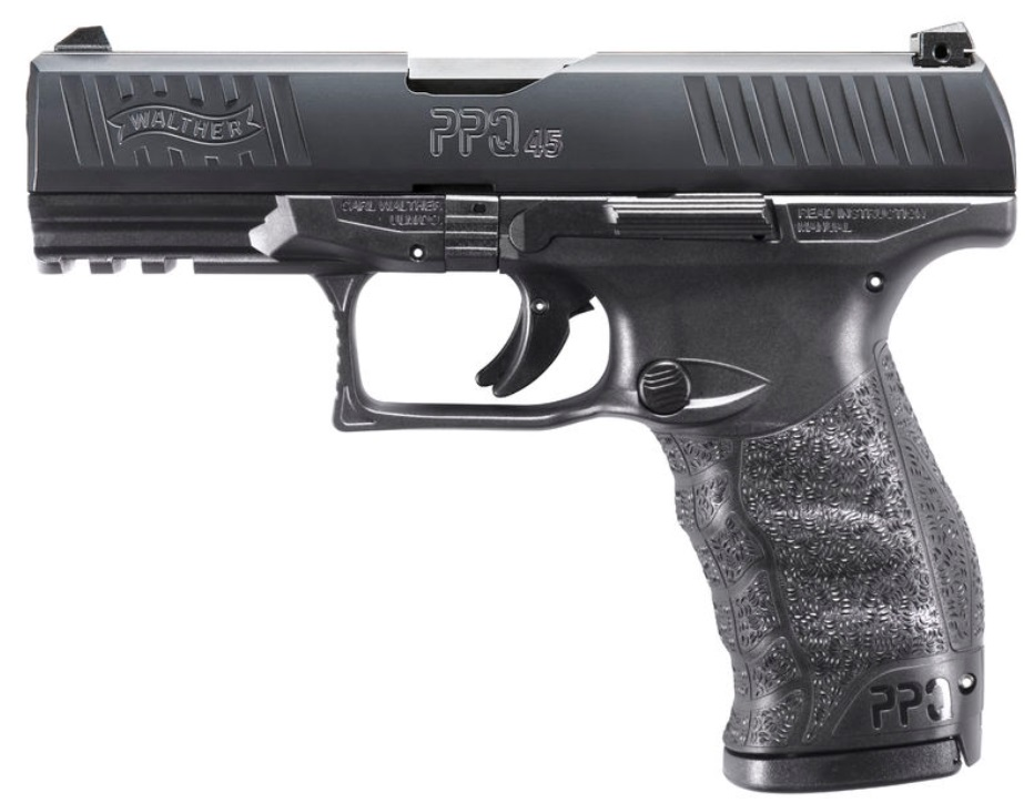 Walther Arms PPQM2 45 ACP