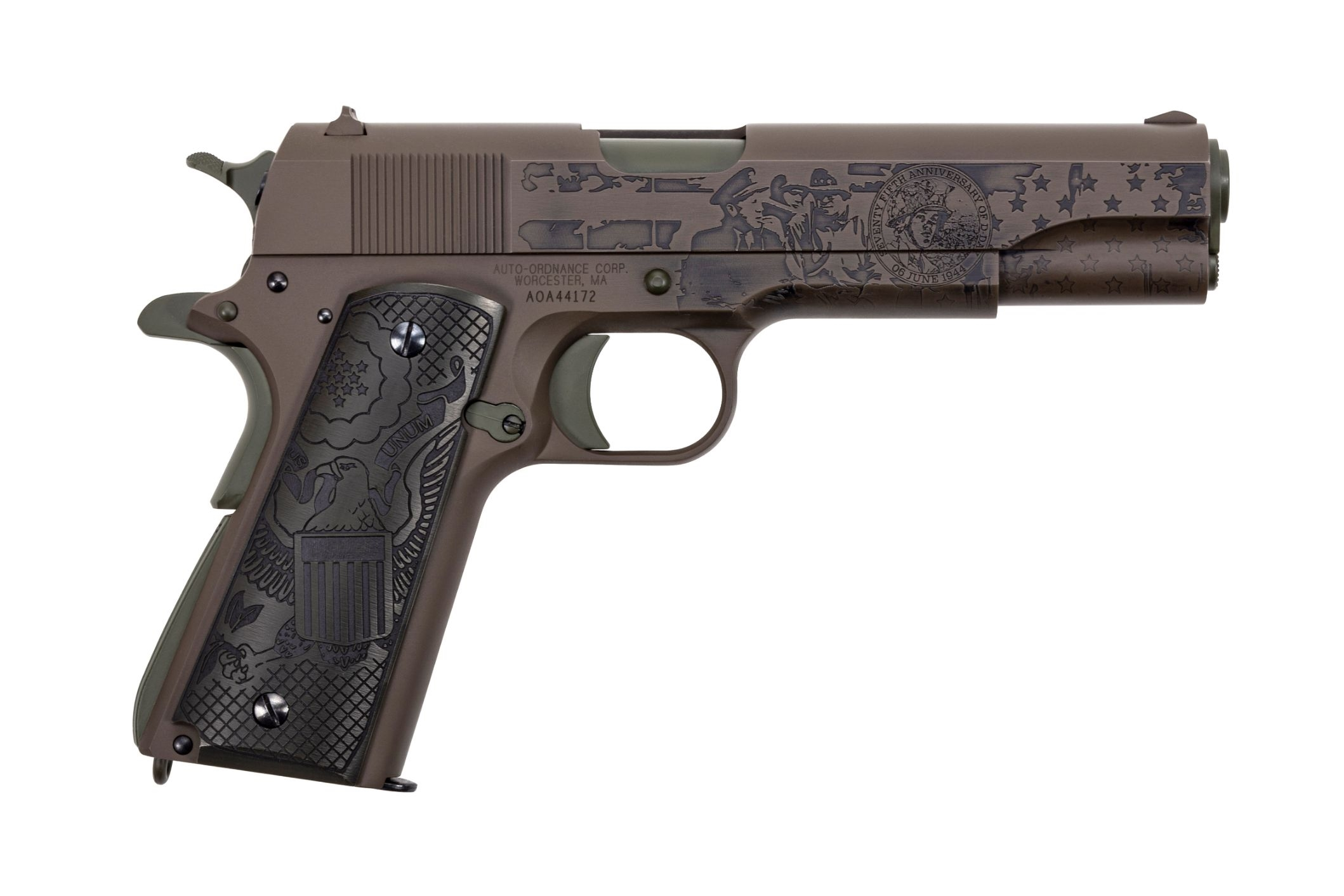 Auto-Ordnance - Thompson D-Day 1911 Special Edition 45 ACP