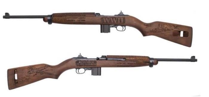 "Auto-Ordnance - Thompson M1 Carbine ""Vengeance"" 30 Carbine"