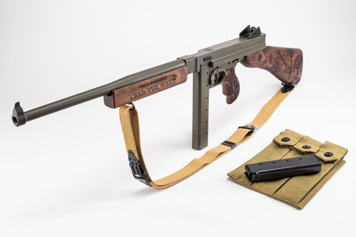 Auto-Ordnance - Thompson D-Day Thompson Special Edition 45 ACP