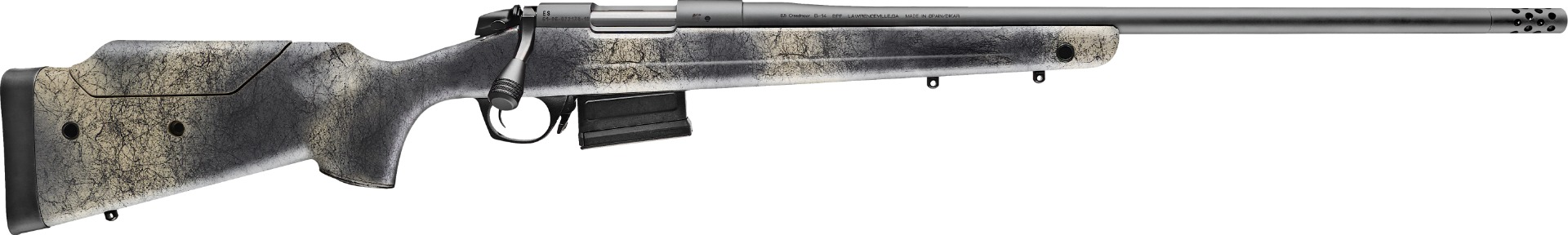 Bergara Terrain Wilderness 6.5 Creedmoor
