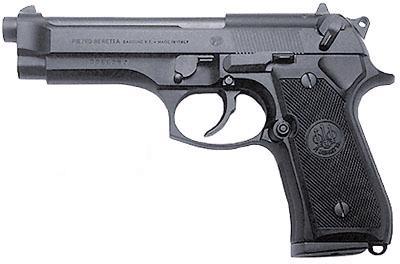 Beretta 92FS 9mm