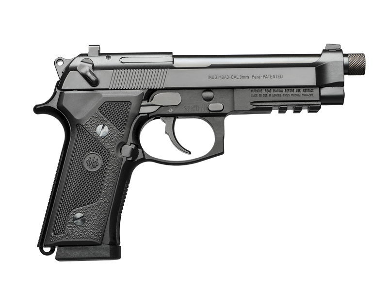 Beretta M9A3 Type F 9mm
