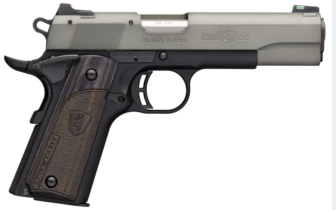 Browning 1911-22 Black Lite 22 LR