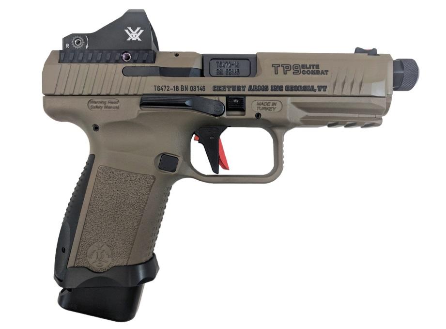 CANIK TP9SF Elite Combat 9mm