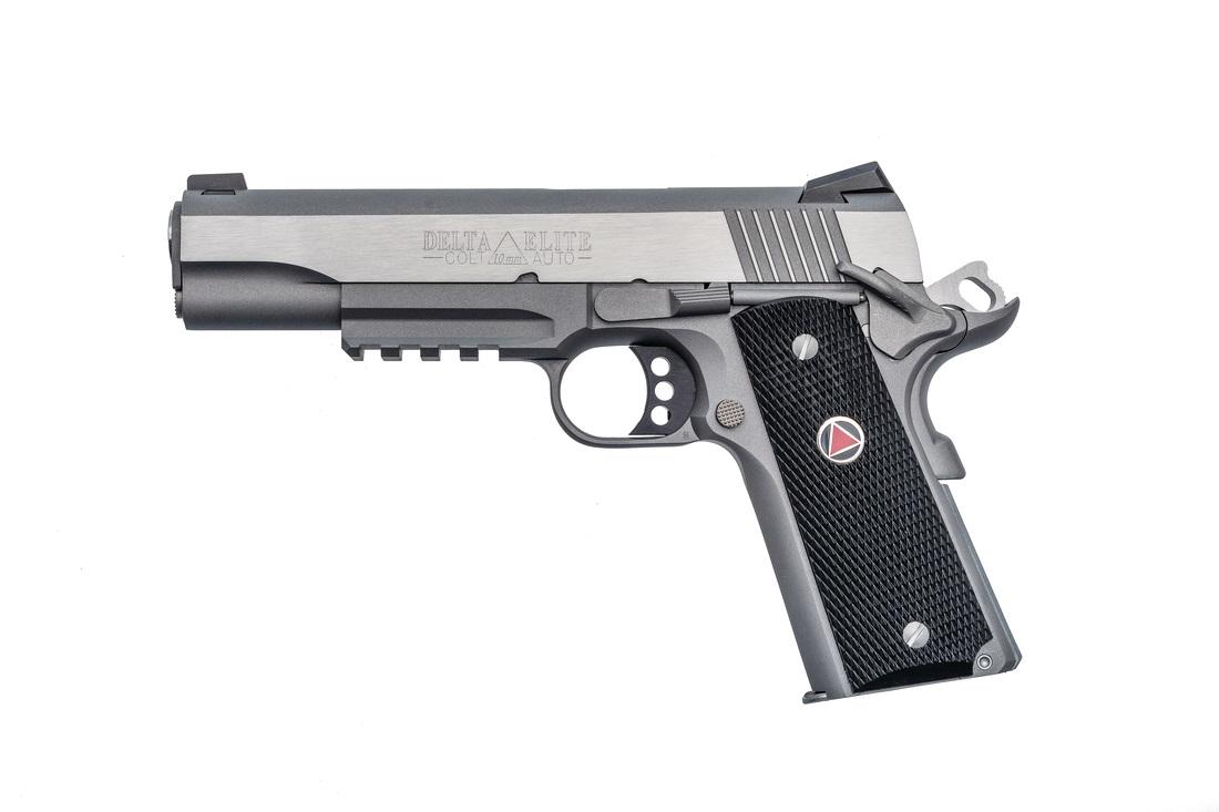Colt Delta Elite Rail 10mm
