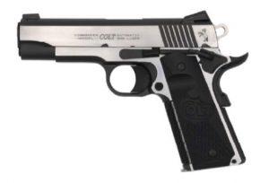 Colt Combat Elite Commander 9mm
