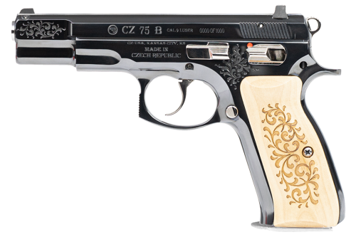 CZ-USA CZ 75B 45th Anniversary Ltd Ed 9mm