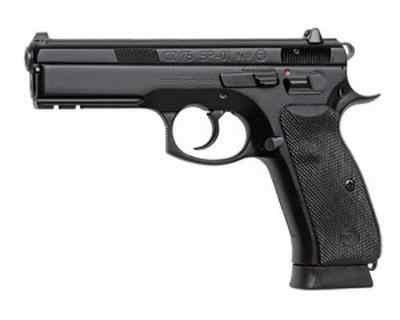 CZ-USA CZ 75 SP-01 Tactical 9mm