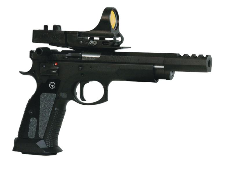 CZ-USA CZ TS Czechmate 9mm