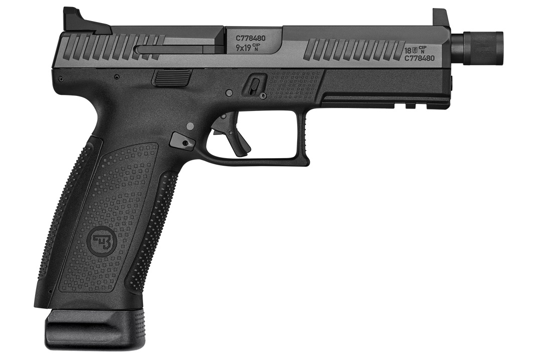 CZ-USA CZ P-10 Full Size 9mm