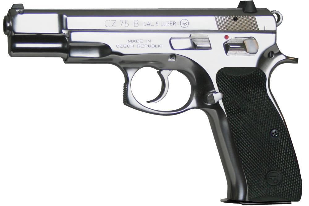 CZ-USA CZ 75B 9mm
