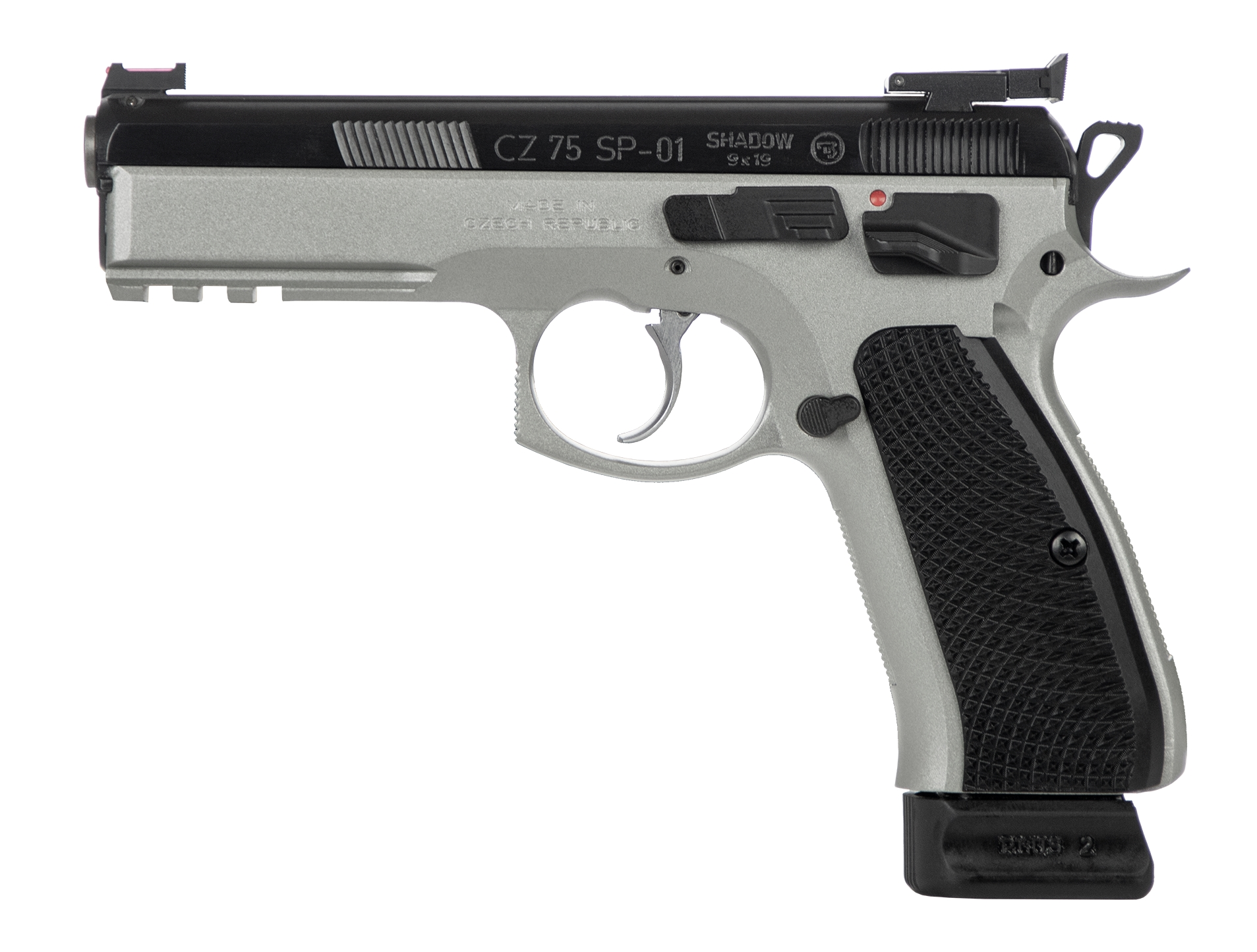 CZ-USA CZ 75 SP-01 Shadow Dual-Tone 9mm