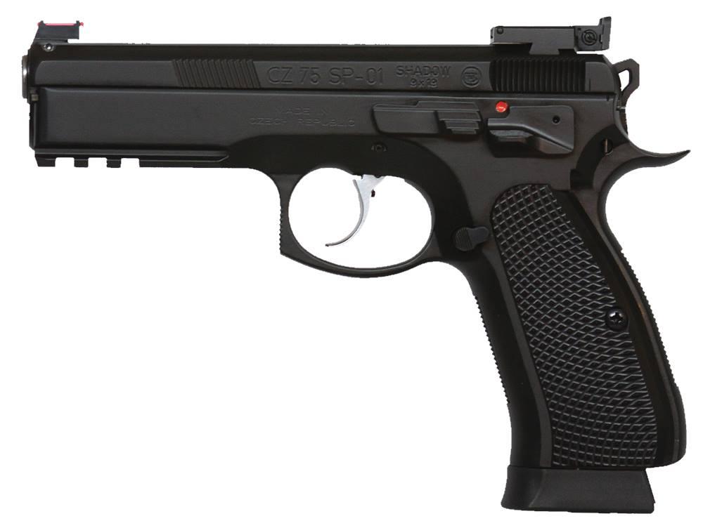 CZ-USA CZ 75 SP-01 Shadow Custom 9mm