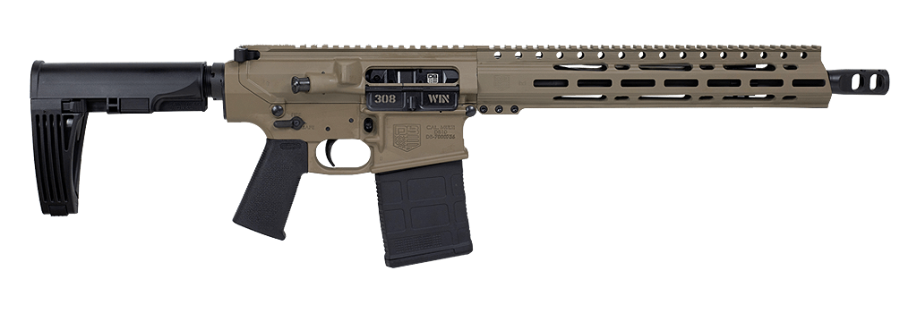Diamondback Firearms Black Gold DB10 Pistol 308 Win