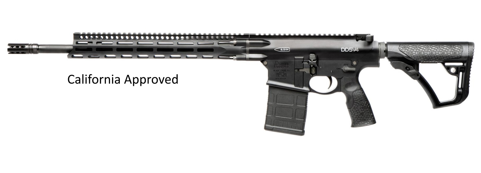 Daniel Defense DD5 V4 6.5 Creedmoor