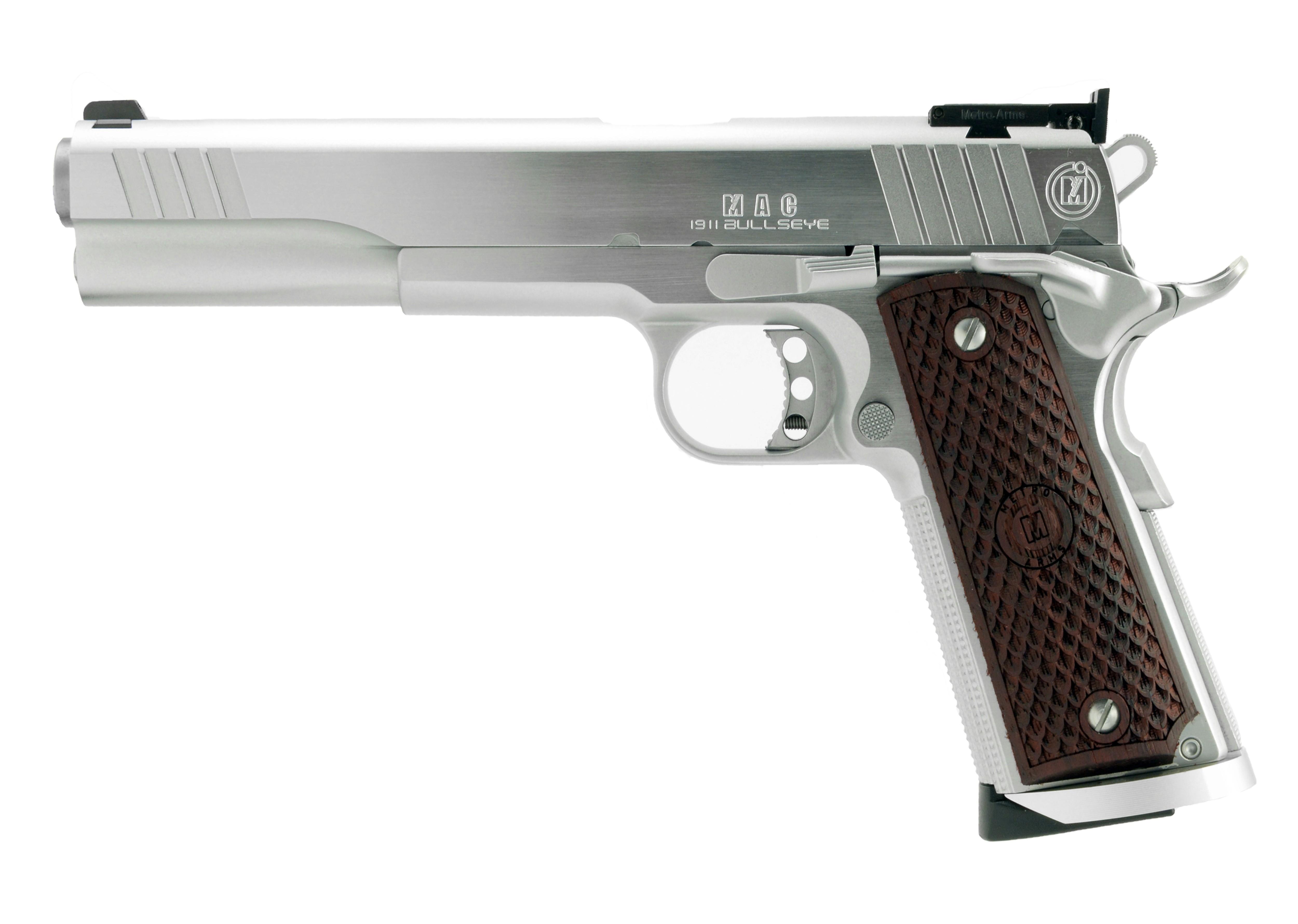 American Classic 1911 Bullseye 10mm