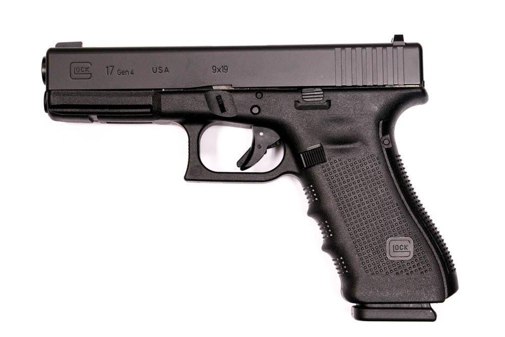 GLOCK G17 G4 9mm