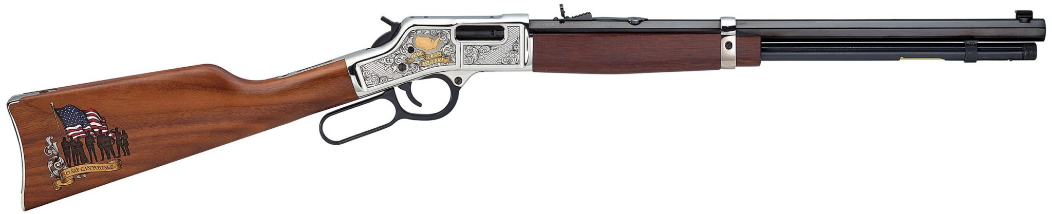 Henry Repeating Arms Goldenboy 44 Magnum | 44 Special