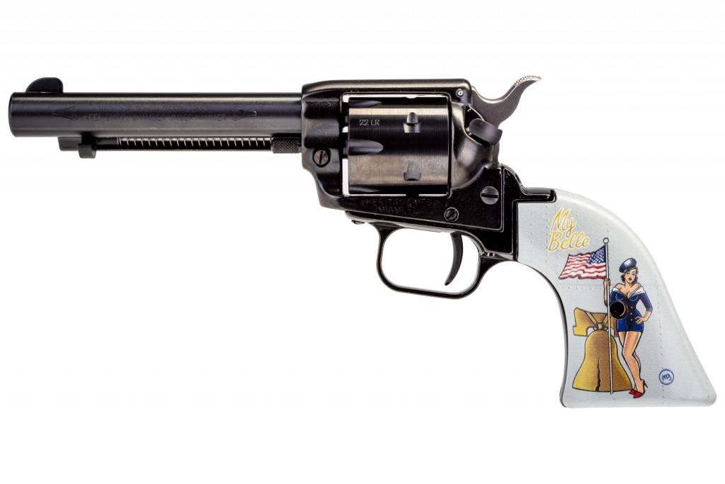 Heritage Manufacturing Rough Rider Pin Up 22 LR
