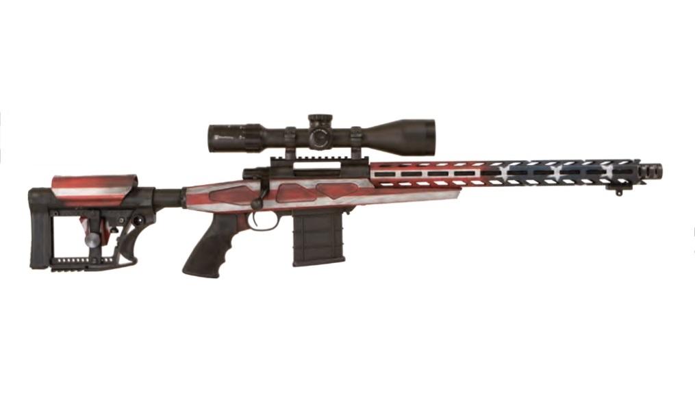 HOWA M1500 APC American Flag 308 Win
