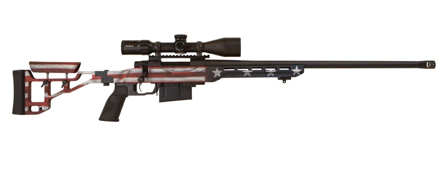 HOWA M1500 TSP X American Flag 300 PRC