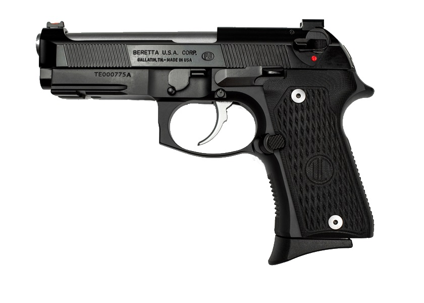 Beretta 92 Elite LTT Compact 9mm