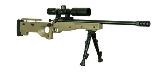 Keystone Sporting Arms Crickett Precision Rifle 22 Magnum