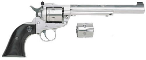 Ruger Single Six Convertible Hunter 22 LR | 22 Magnum