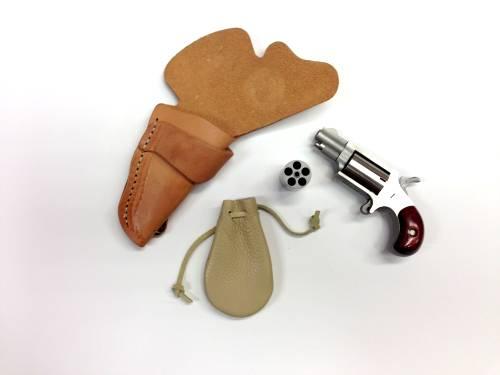 North American Arms Mini-Revolver Cap & Ball Kit 22 REV