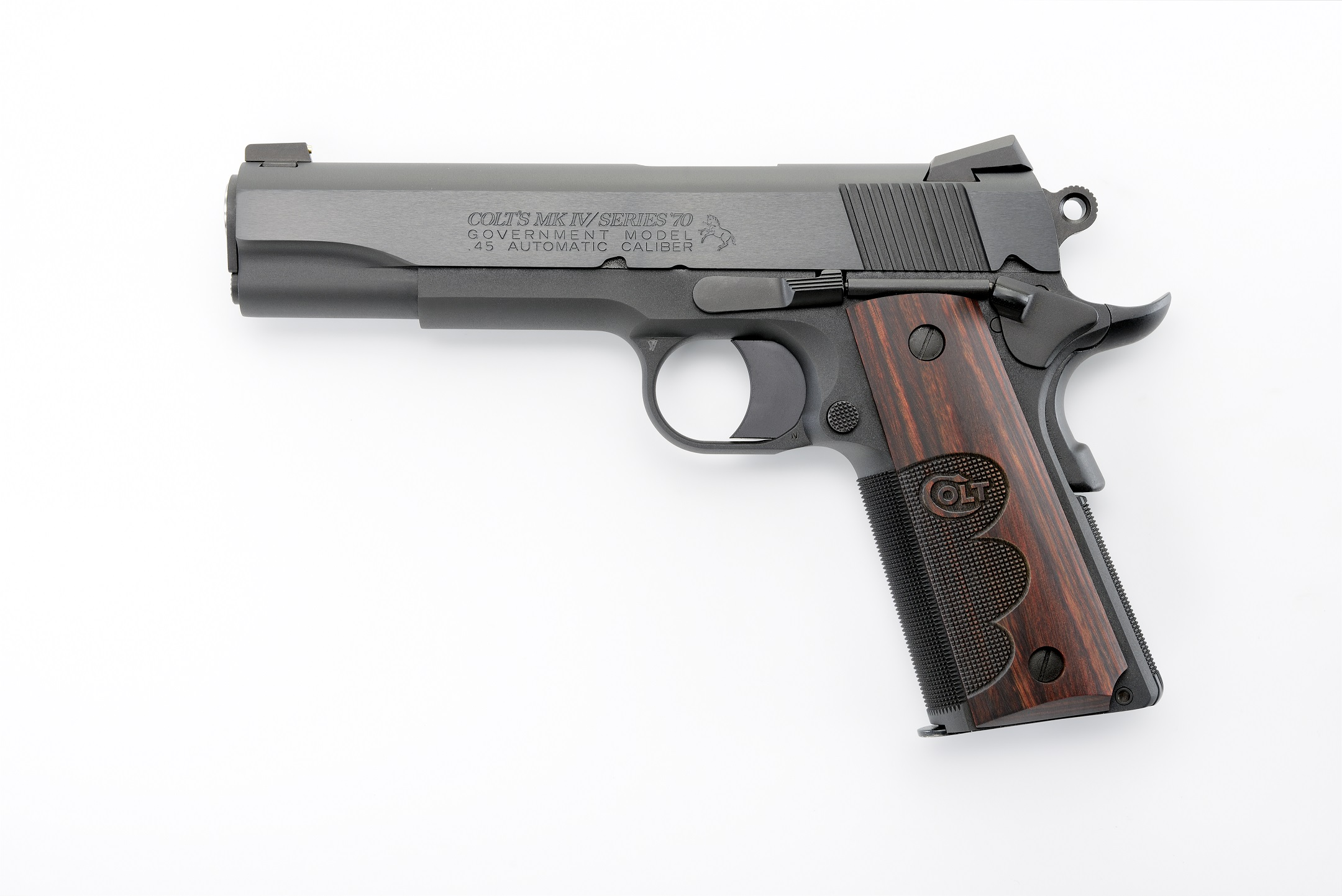 Colt Wiley Clapp Government 45 ACP