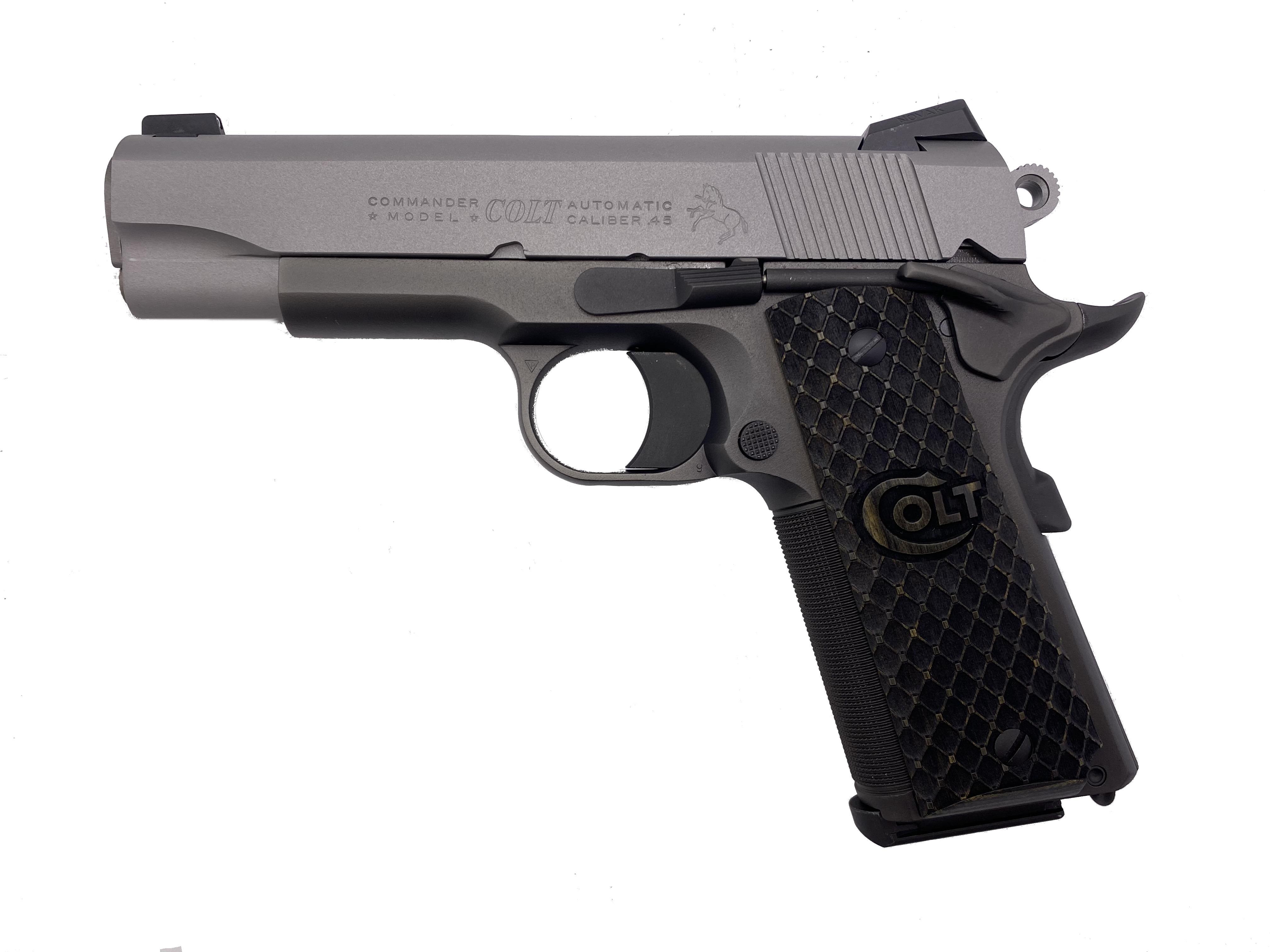Colt Custom Lightweight Commander 45 ACP