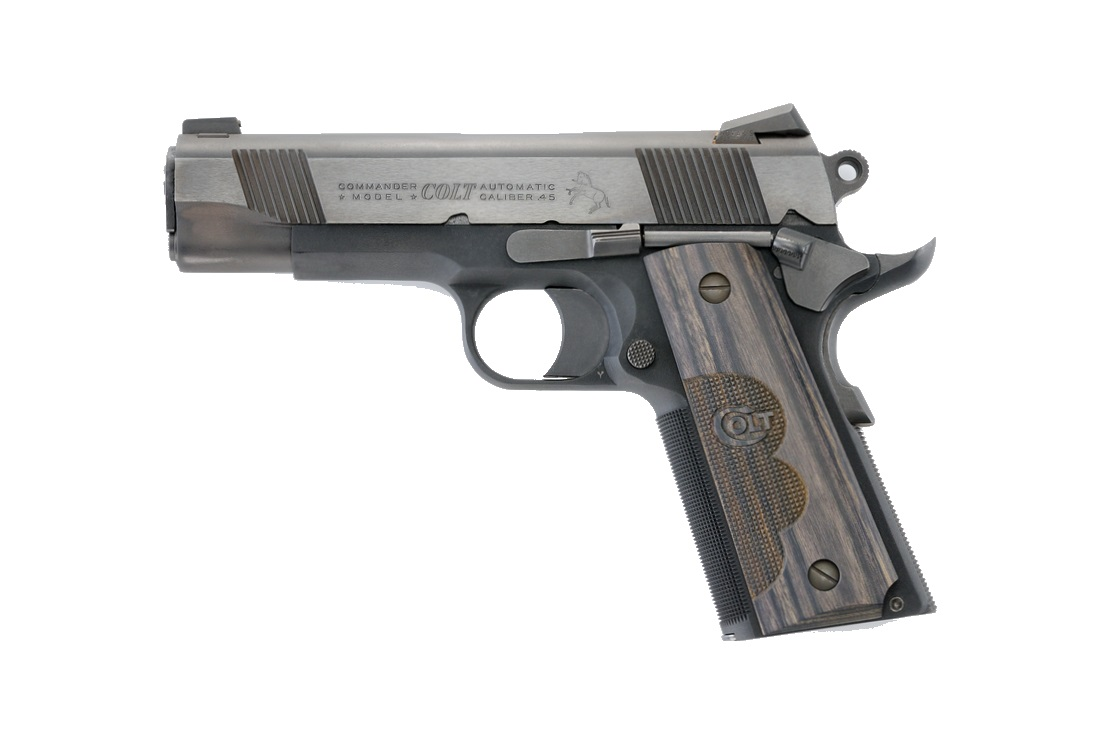 Colt Wiley Clapp Commander 45 ACP
