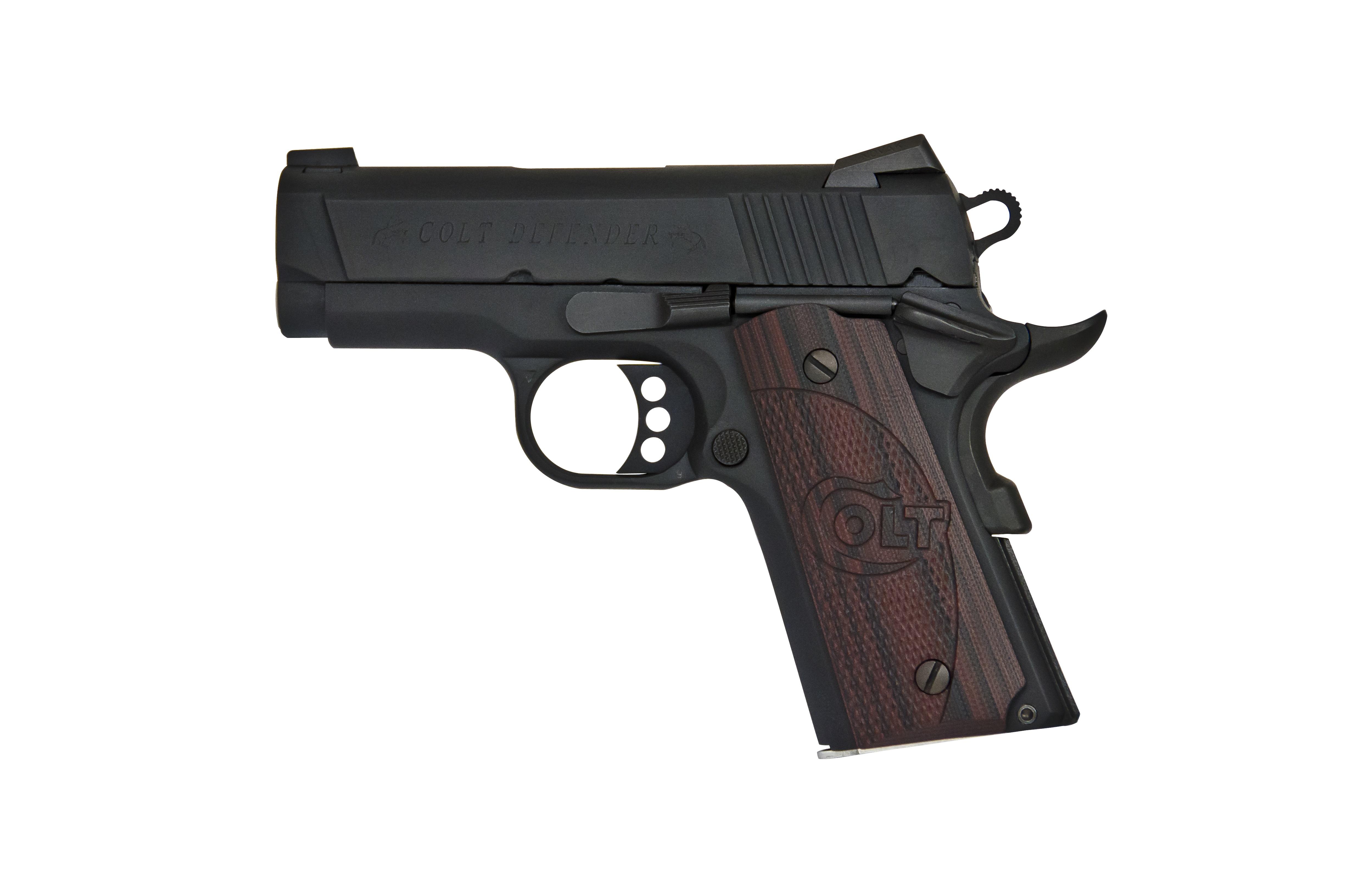 Colt Defender 45 ACP