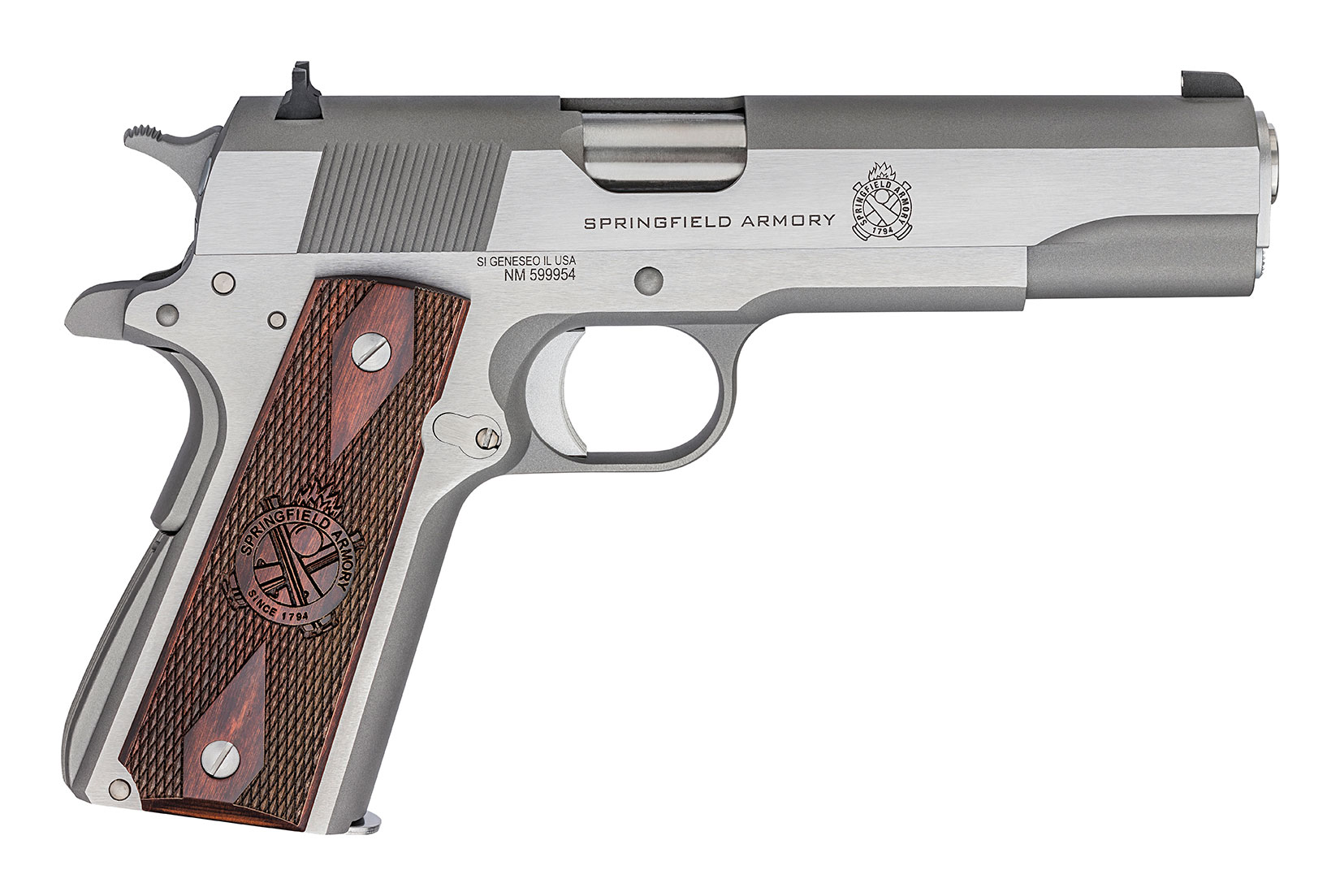 Springfield Armory Mil-Spec Stainless Steel 45 ACP