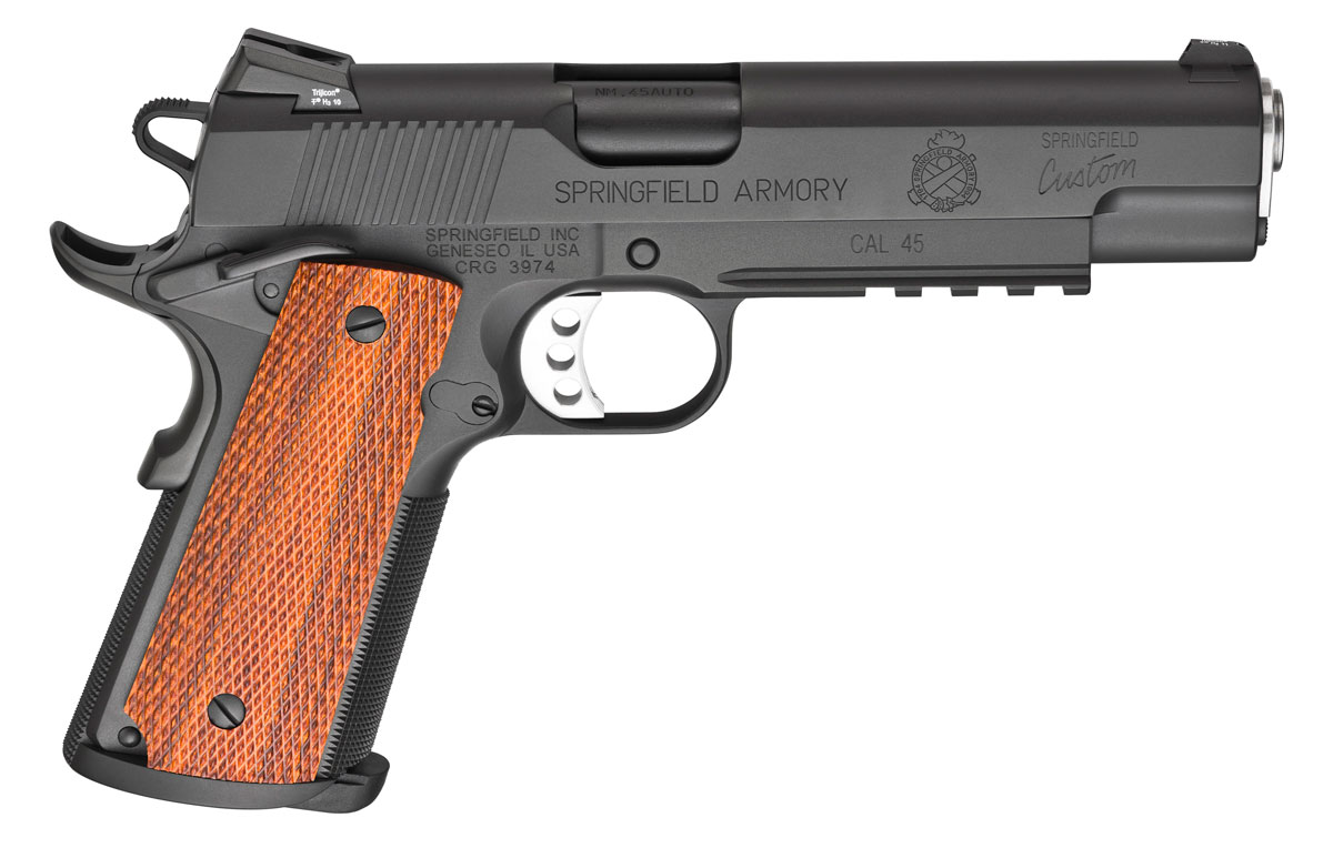 Springfield Armory 1911 Professional Custom 45 ACP
