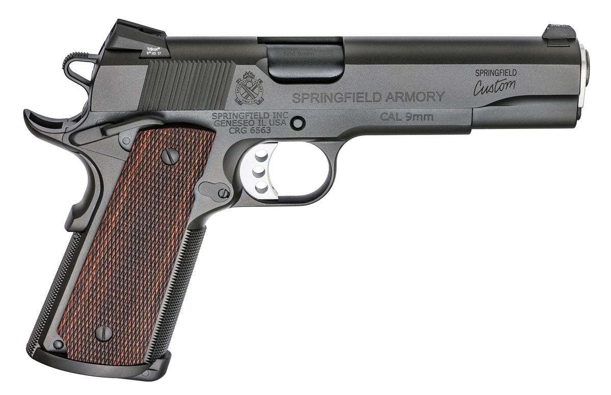 Springfield Armory 1911 Professional Custom 9mm
