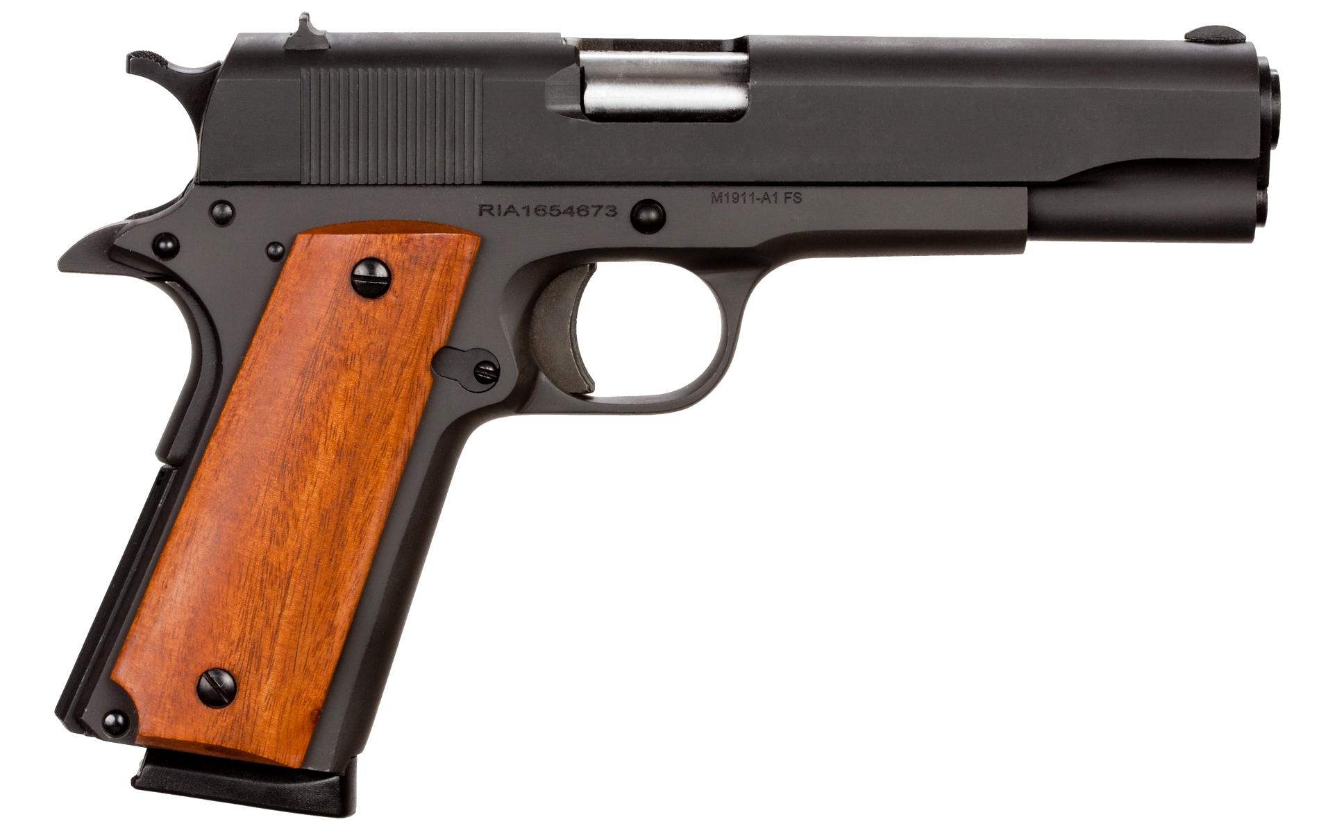 Rock Island Armory M1911-A1 GI 45 ACP